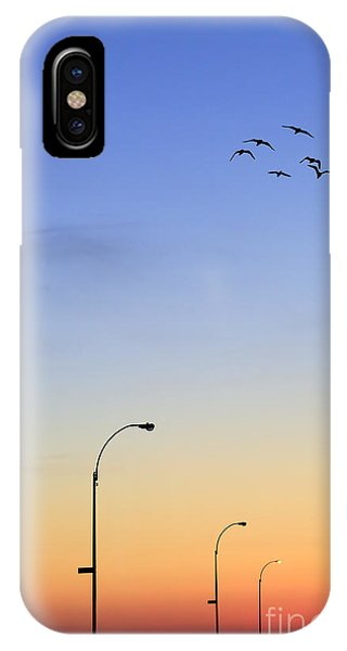 Sky iPhone Case - Passage Into Dawn by Evelina Kremsdorf