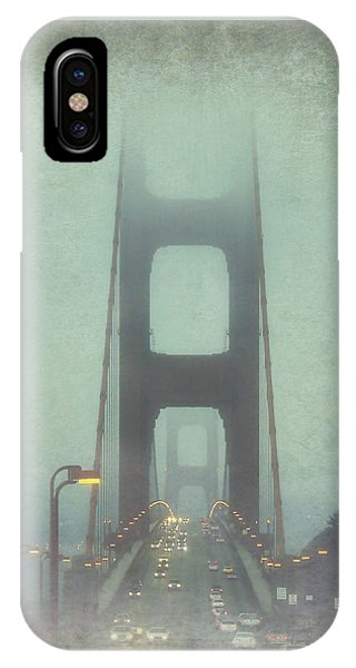 Bay Bridge iPhone Case - Passage by Jennifer Ramirez