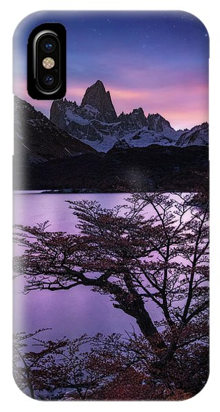 Argentina iPhone X Case - Passage Of Light by Yan Zhang