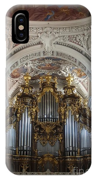 Passau Cathedral Saint Stephan 2 IPhone Case