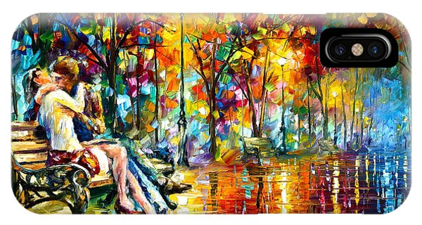 iPhone Case - Passion Evening -  New by Leonid Afremov
