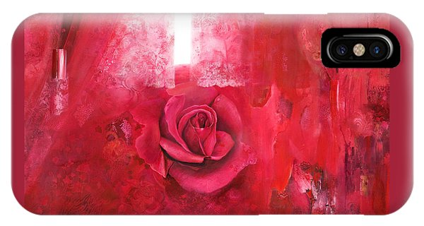 Passionately - Original Art For Home And Office IPhone Case