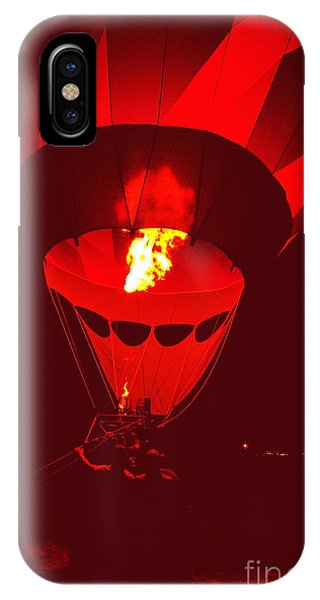 Passion's Flame IPhone Case