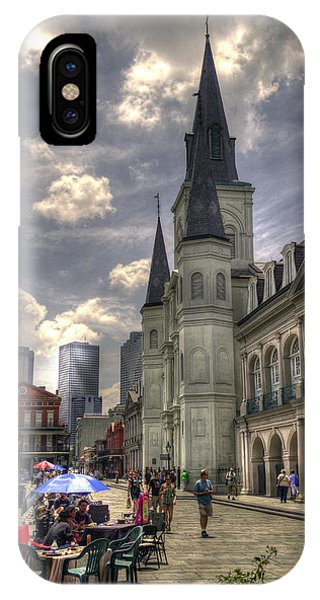 IPhone Case featuring the photograph Past Present Future by Greg and Chrystal Mimbs