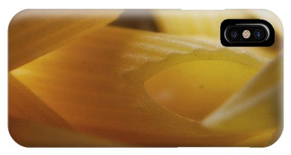Pasta Macro IPhone Case