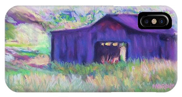 Pastel Barn II IPhone Case