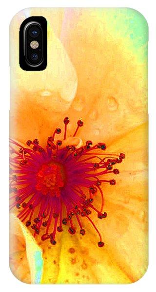 Pastel Garden IPhone Case