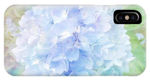 Pastel Hyacinth IPhone Case