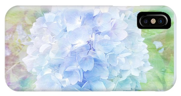 Pastel Hyacinth IPhone Case