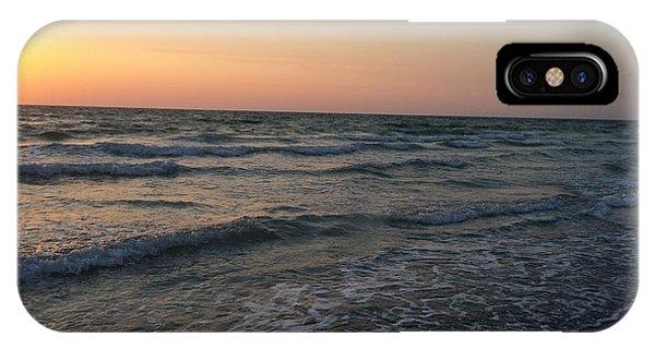 Pastel Indian Rocks Shore IPhone Case