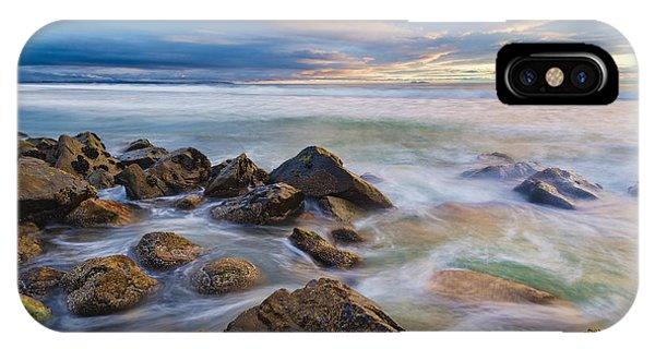 Pastel Sea IPhone Case