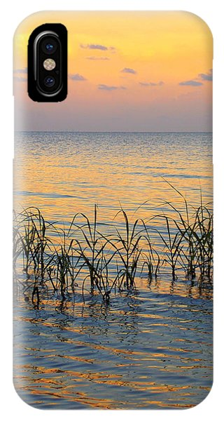 Pastel Shoreline 1 IPhone Case