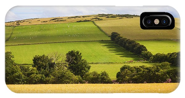 Pastoral Scene IPhone Case