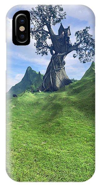 Pasture IPhone Case