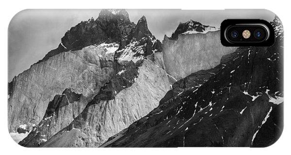 Patagonian Mountains IPhone Case
