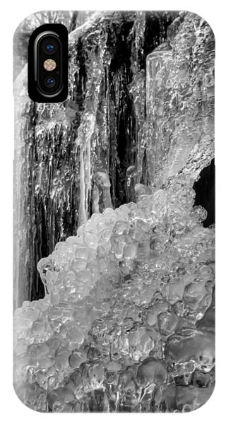Patapsco State Park Frozen Water IPhone Case