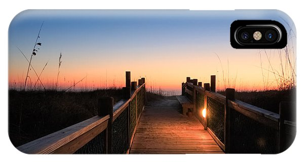 Path To A New Day IPhone Case