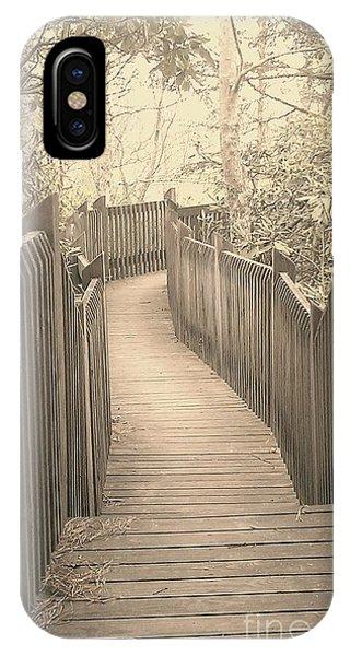 Pathway IPhone Case