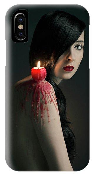 Ladies iPhone Case - Patience by Sasha Oleksiichuk