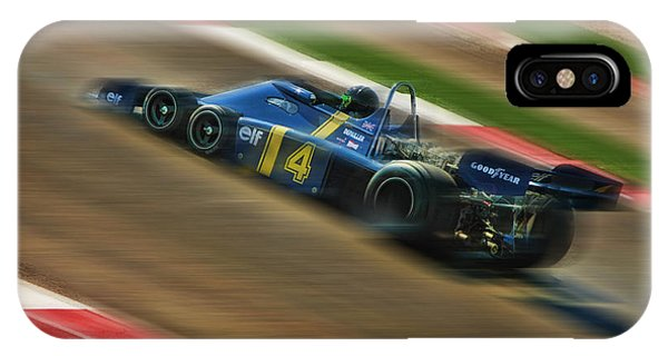 Patrick Depailler IPhone Case