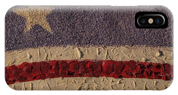 Patriotic Background Horizontal IPhone Case