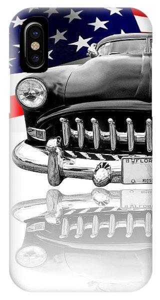 Patriotic Hudson 1952 IPhone Case