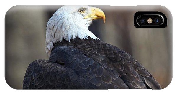 Patriotic Pose IPhone Case