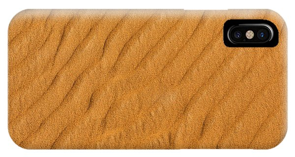 Patterned Sand IPhone Case