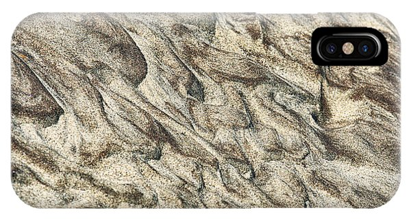 Patterns In Sand 2 IPhone Case