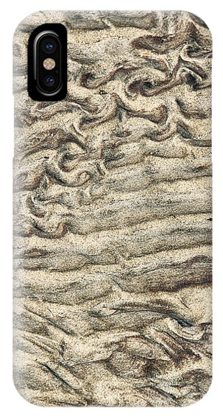 Patterns In Sand 3 IPhone Case