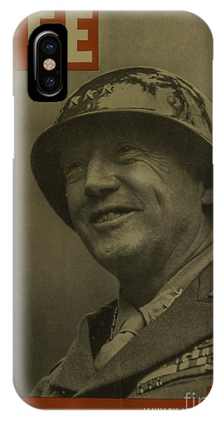 Patton IPhone Case