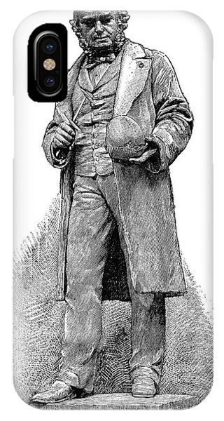 Paul Broca, French Anatomist IPhone Case
