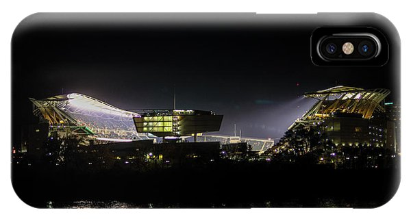 Paul Brown Stadium IPhone Case