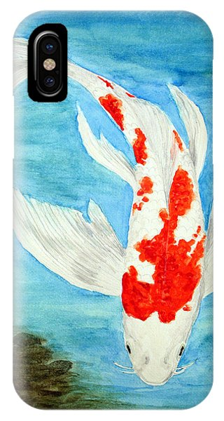 Paul's Koi IPhone Case
