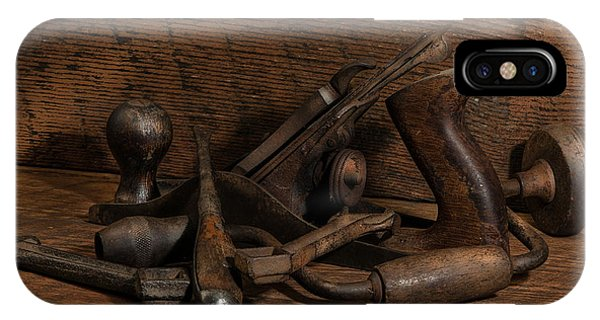 Paw Paw's Tools IPhone Case