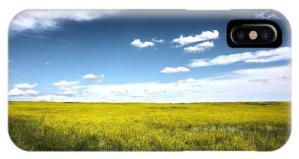 Pawnee Grasslands IPhone Case