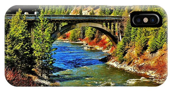 Payette River Scenic Byway IPhone Case