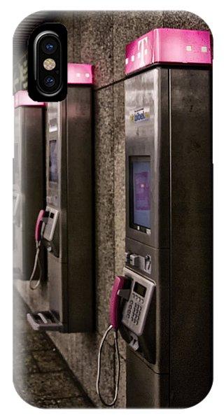 Payphones? IPhone Case