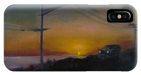 Pch At Night IPhone Case