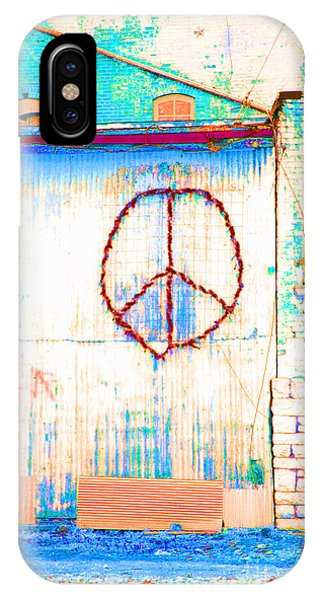 Peace 1 IPhone Case