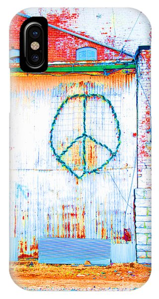 Peace 3 IPhone Case