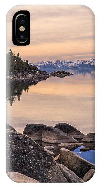 iPhone Case - Peace And Serenity by Nancy Marie Ricketts