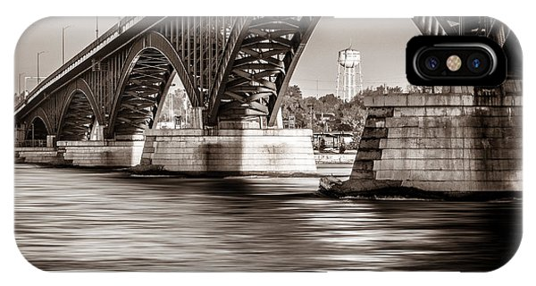 Peace Bridge IPhone Case