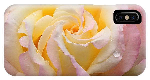 Peace Rose IPhone Case