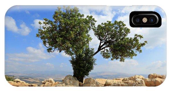 Peace Tree IPhone Case