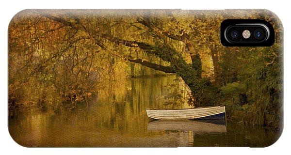 Peaceful Backwater IPhone Case