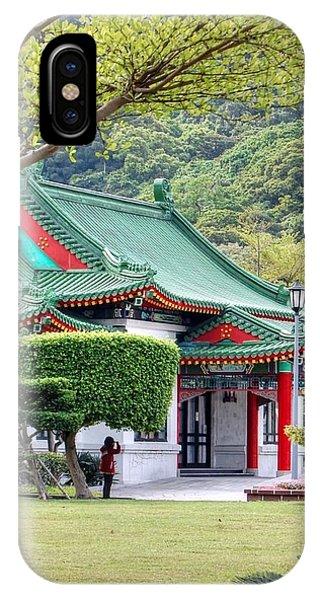 Peaceful Easy Taiwan IPhone Case