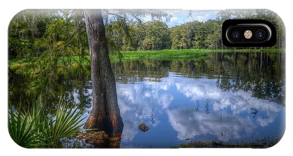 Peaceful Florida IPhone Case