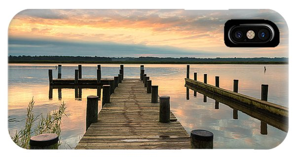 IPhone Case featuring the photograph Peaceful Patuxent by Cindy Lark Hartman