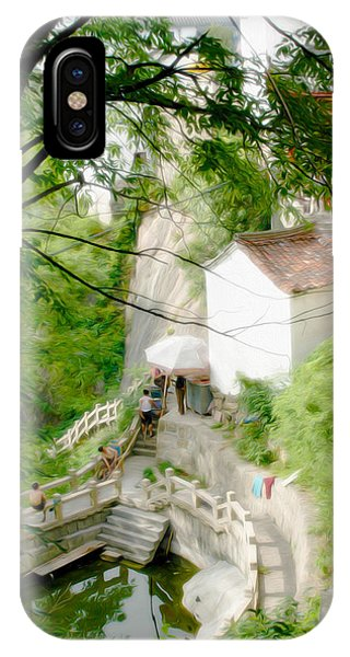 Peaceful Spot In China IPhone Case
